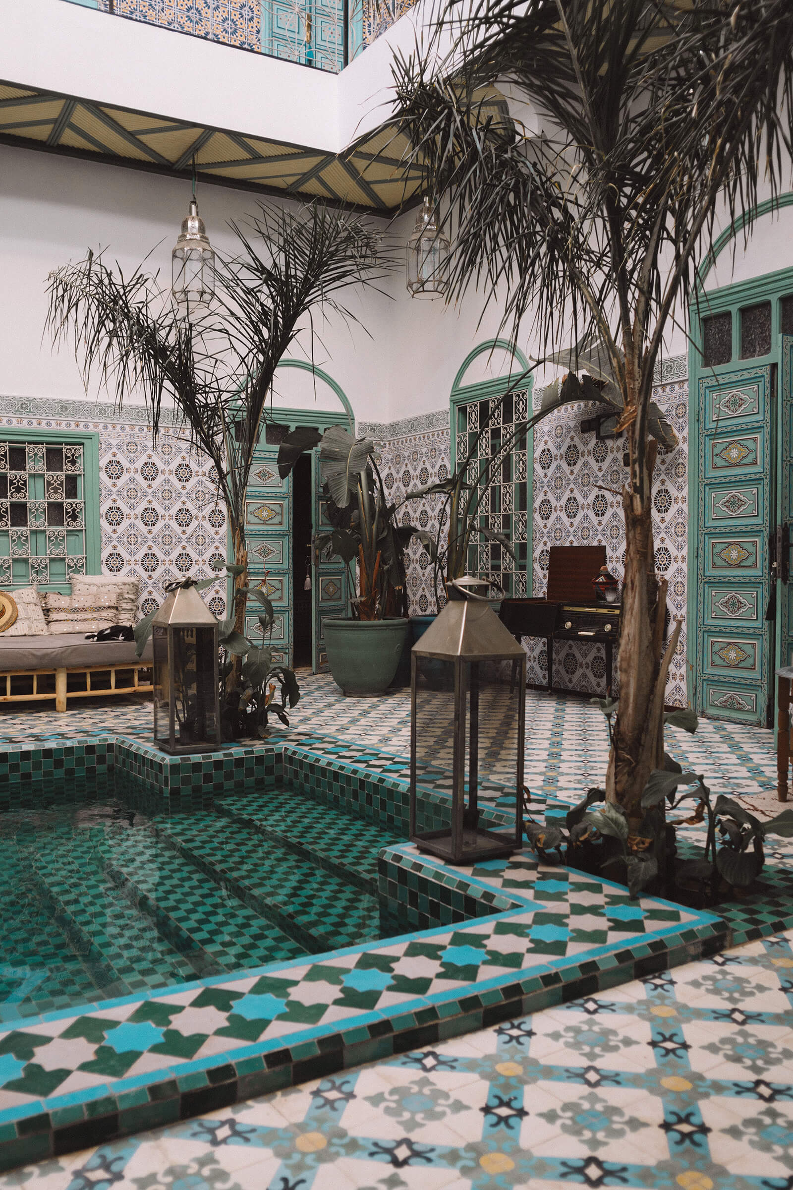 Sahara Desert Tour - Top Ten Things To Do in Morocco - Stay in a Riad