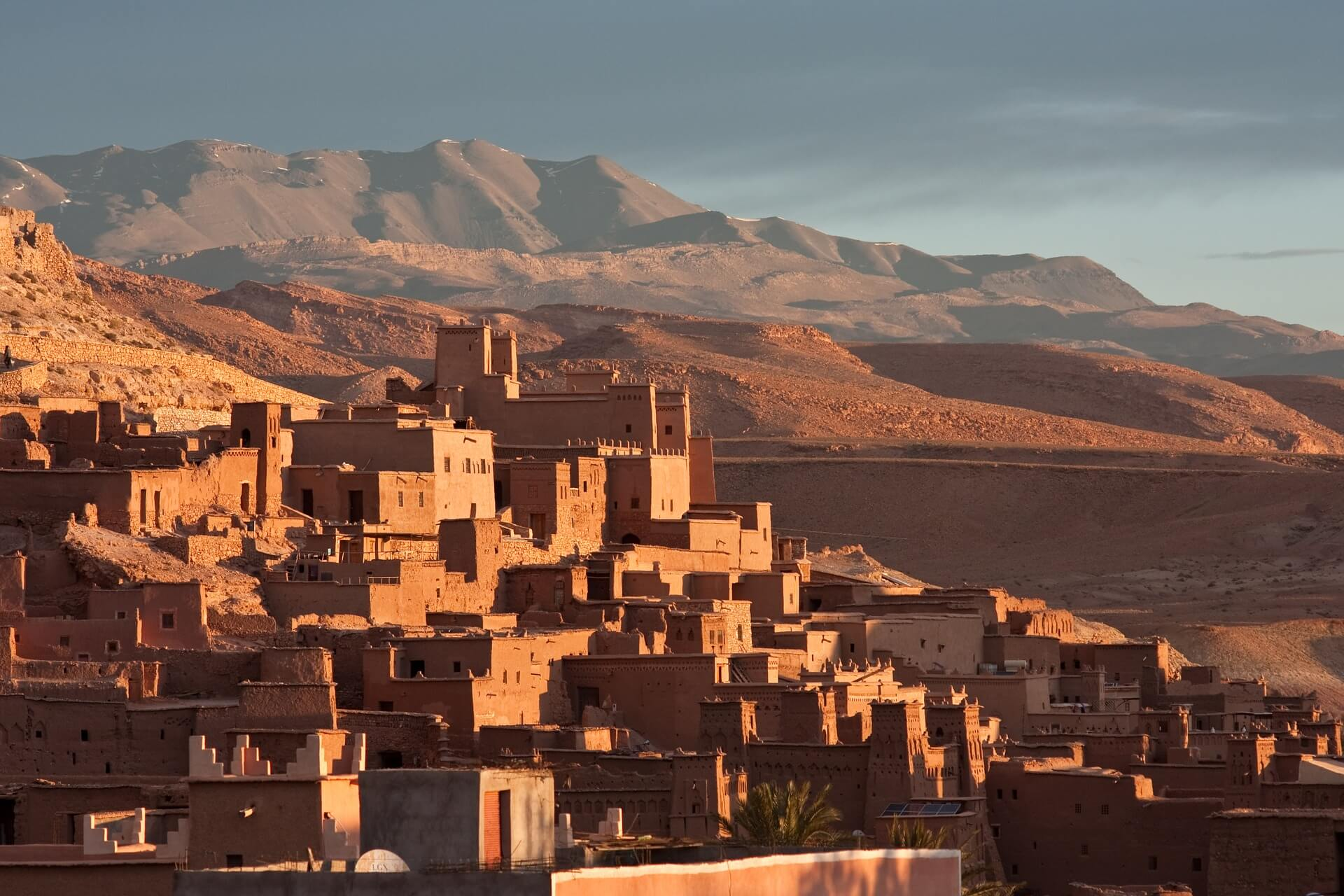 Sahara Desert Tour - Top Ten Things To Do in Morocco - Journey to Ait Ben Haddou