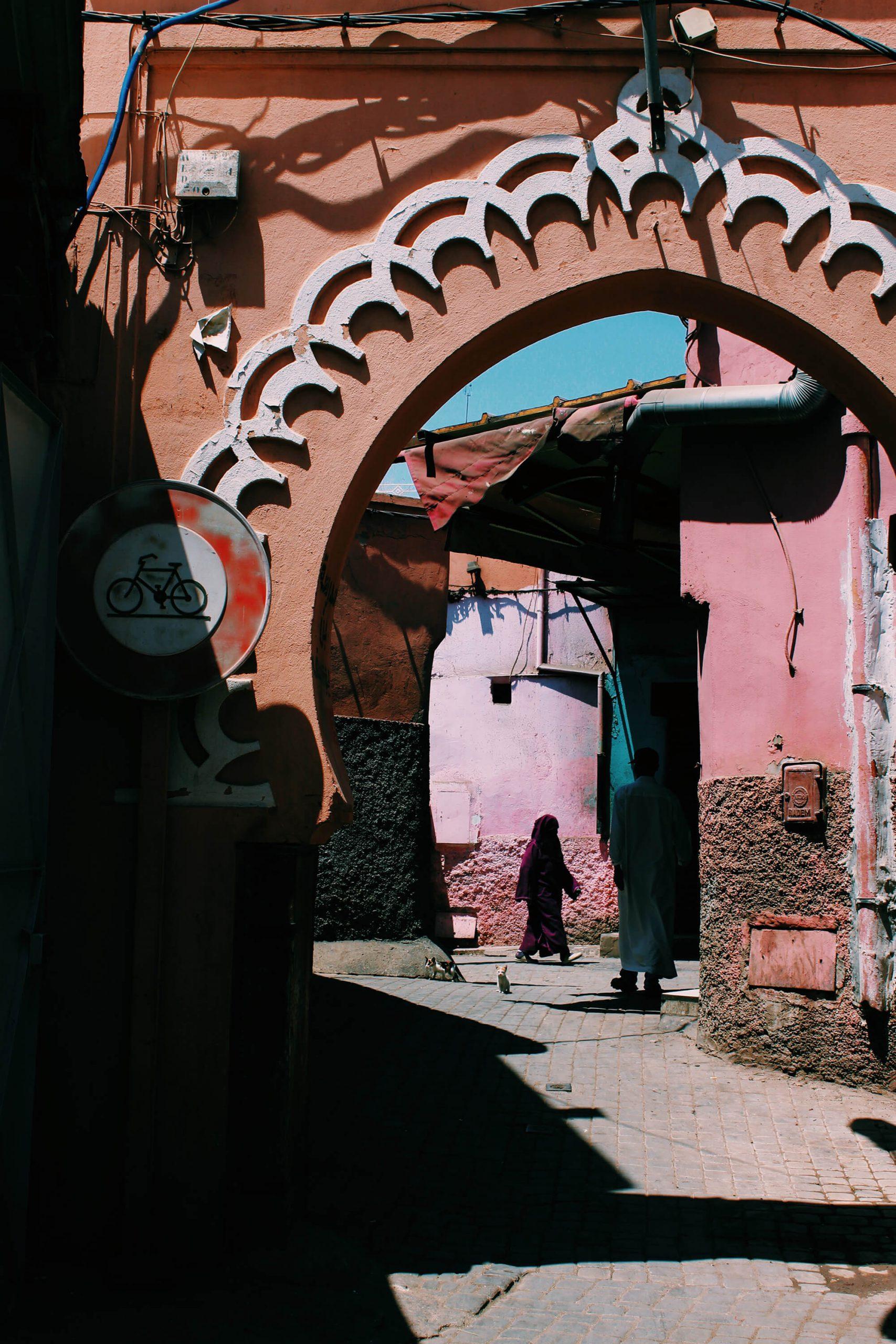 Sahara Desert Tour - Women Travelers in Morocco