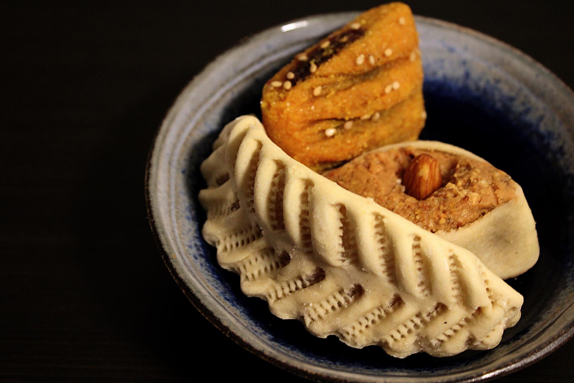 Sahara Desert Tour - Cuisine of Morocco - Desserts
