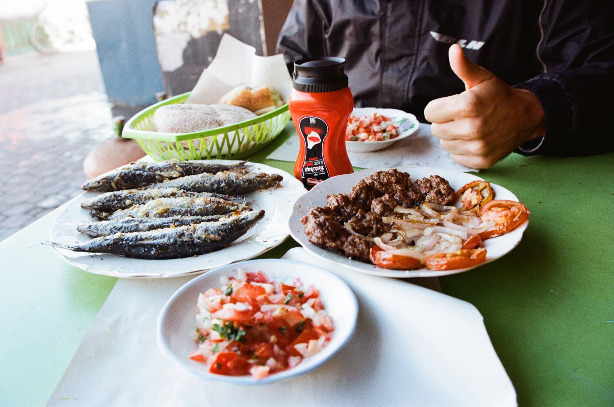 Sahara Desert Tour - Cuisine of Morocco - Street Foods