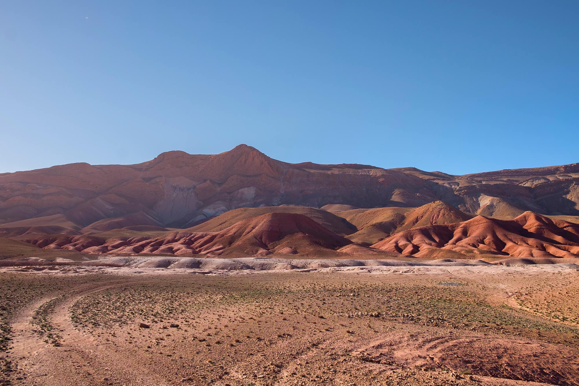 Sahara Desert Tour - Deserts of Morocco - Agafay Desert