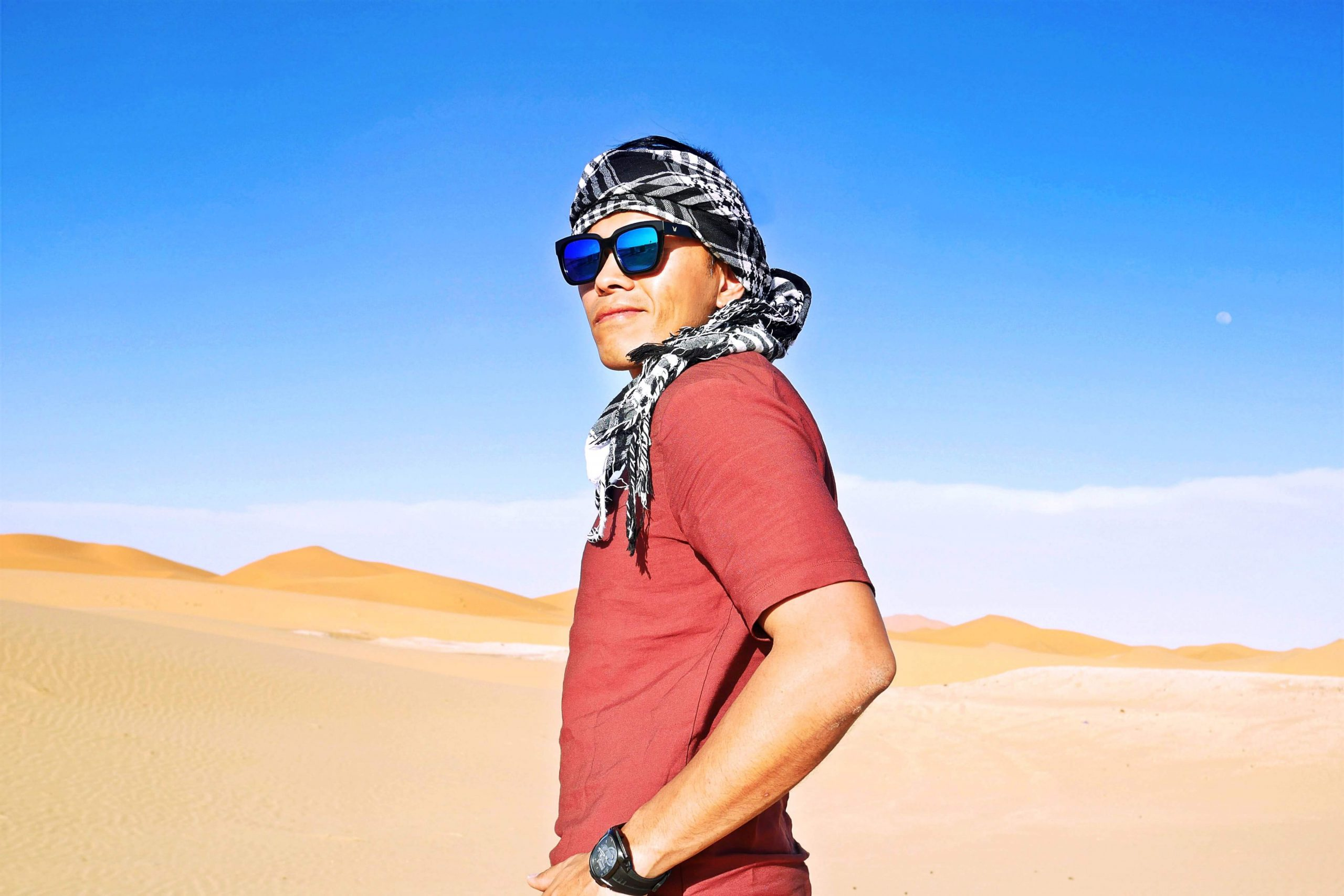 Sahara Desert Tour - Deserts of Morocco - Desert What To Wear