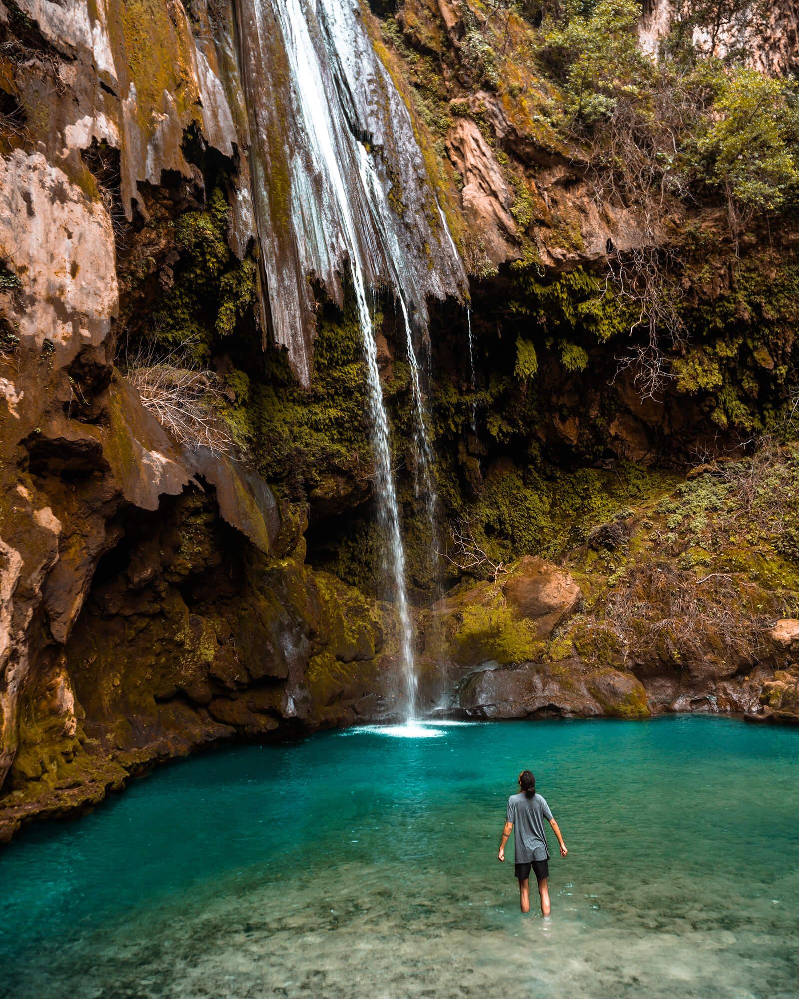 Sahara Desert Tour - Trekking Around Morocco - Akchour Waterfall