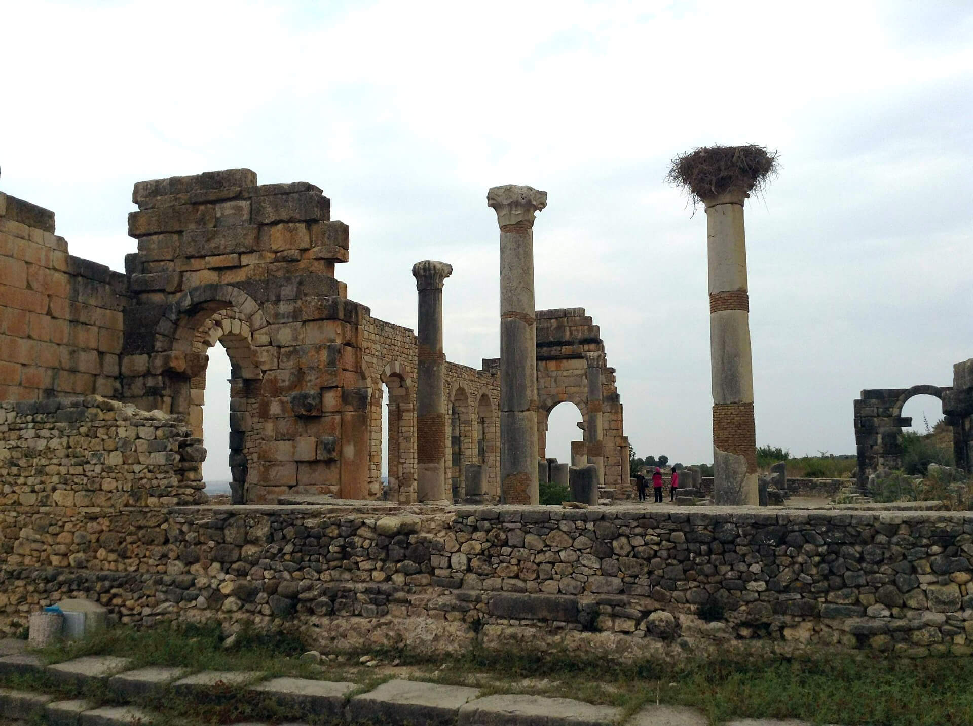 Sahara Desert Tour - What To Do and See in Fez - Ancient Roman Ruins of Volubilis