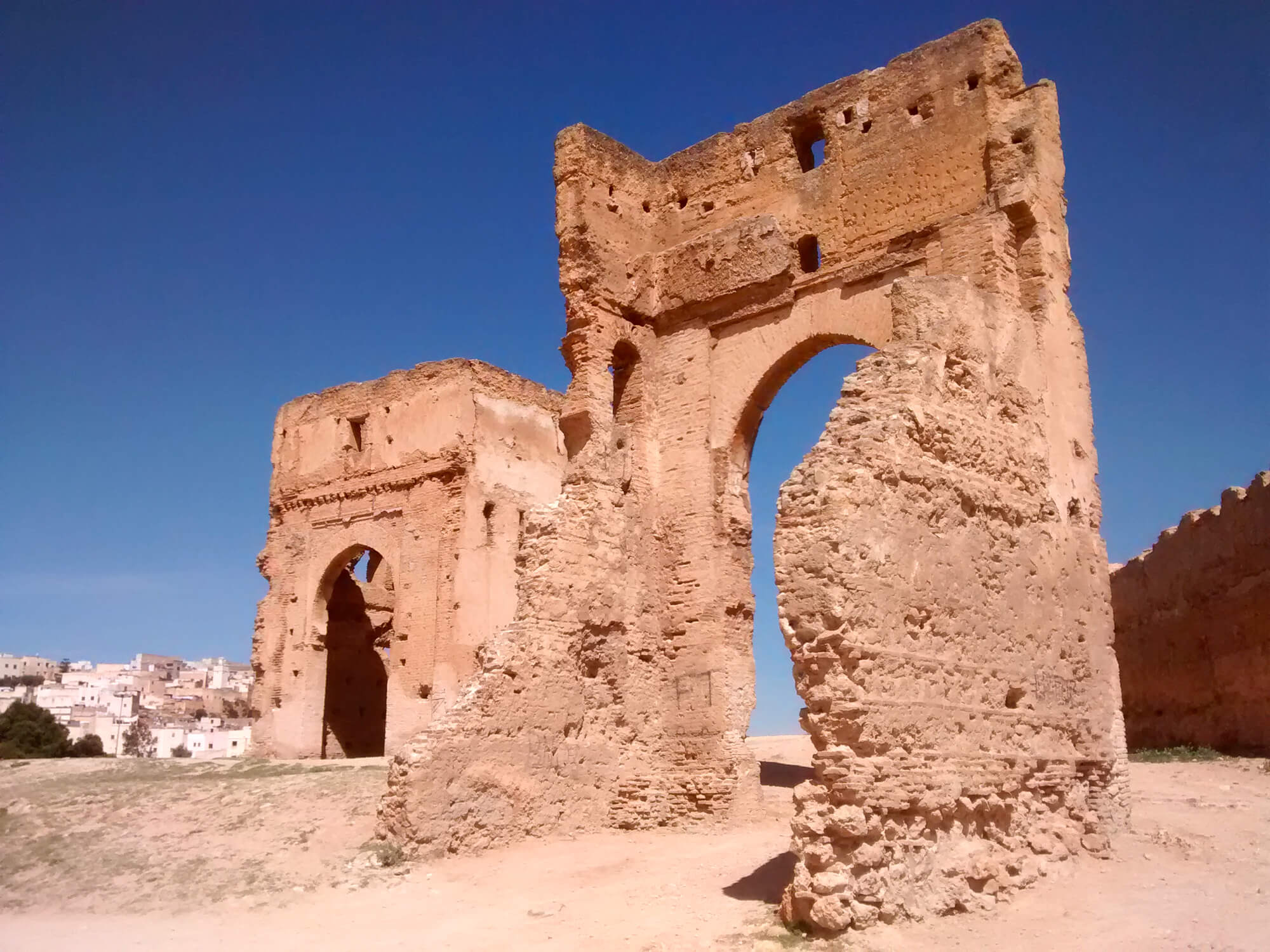 Sahara Desert Tour - What To Do and See in Fez - Marinid Tombs