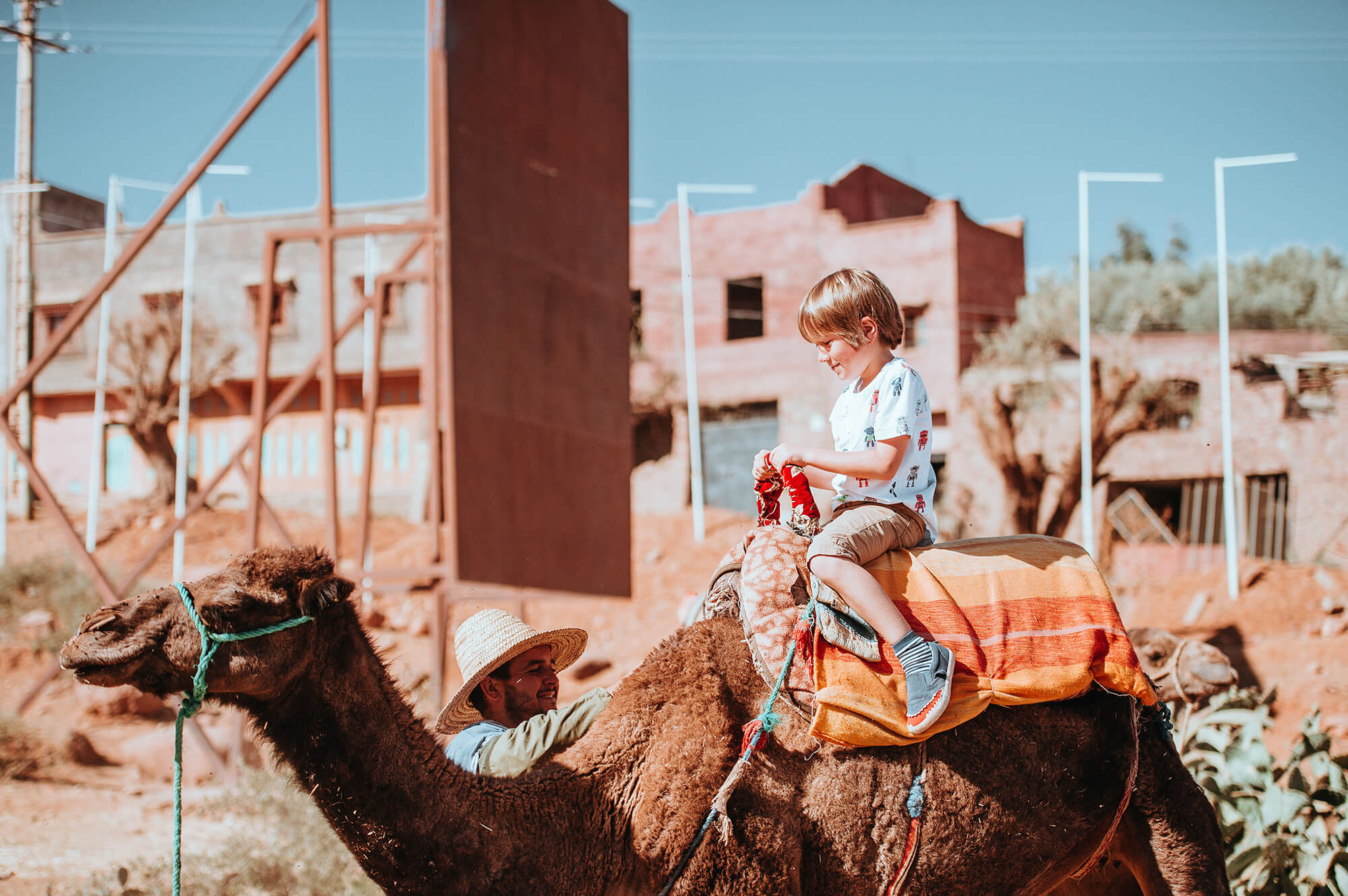 Sahara Desert Tour - Kids Activities in and around Morocco - Desert Tour for Kids