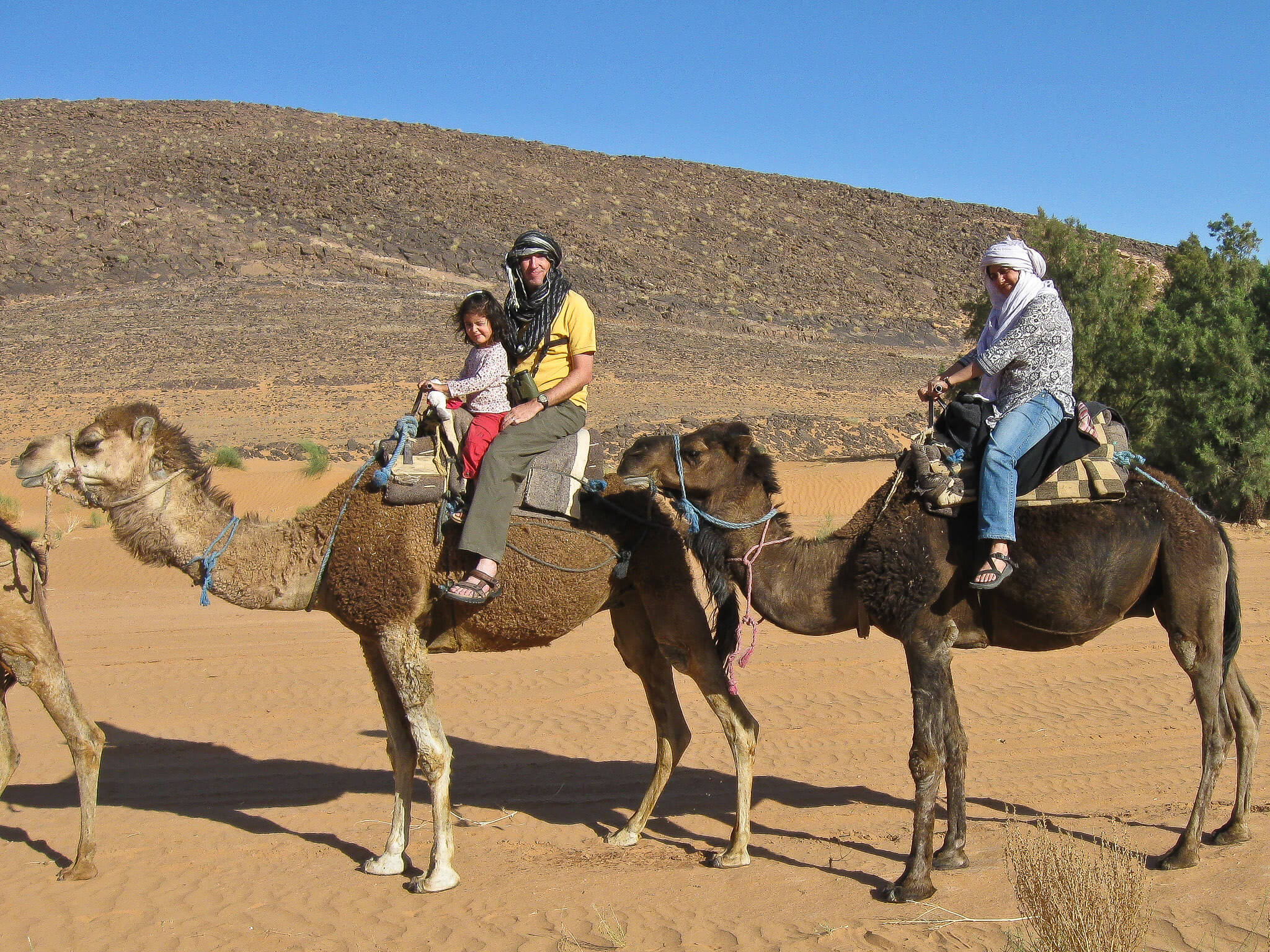 Sahara Desert Tour - Kids Activities in and around Morocco - Terres D'Amamar Eco Adventure Park