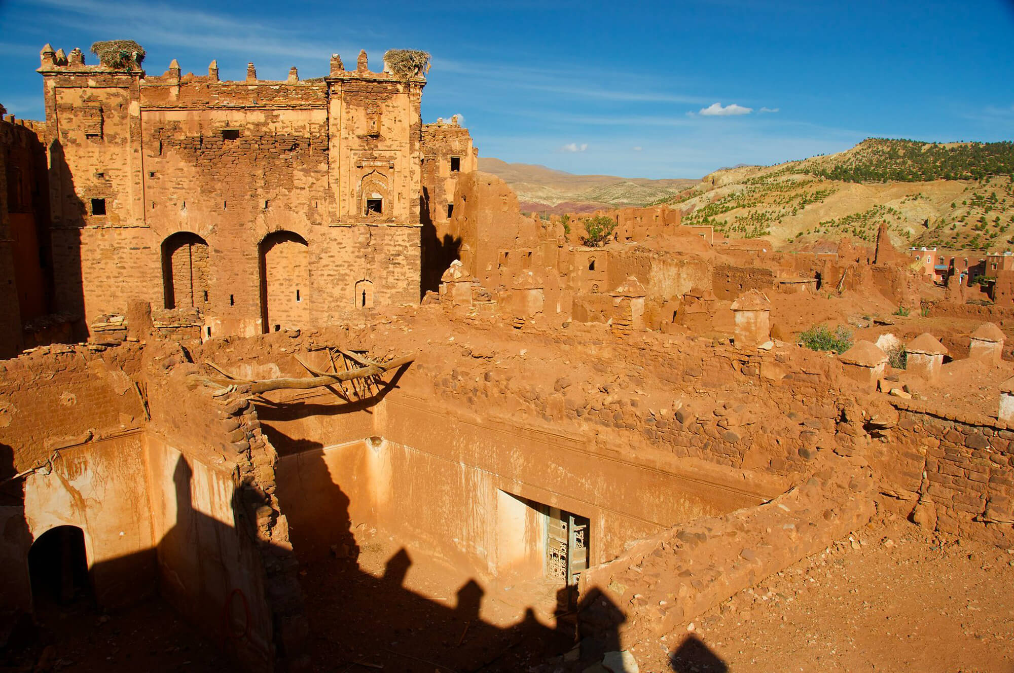 Sahara Desert Tour - Small Moroccan Towns Worth Exploring - Demnate Kasbah de Telouet