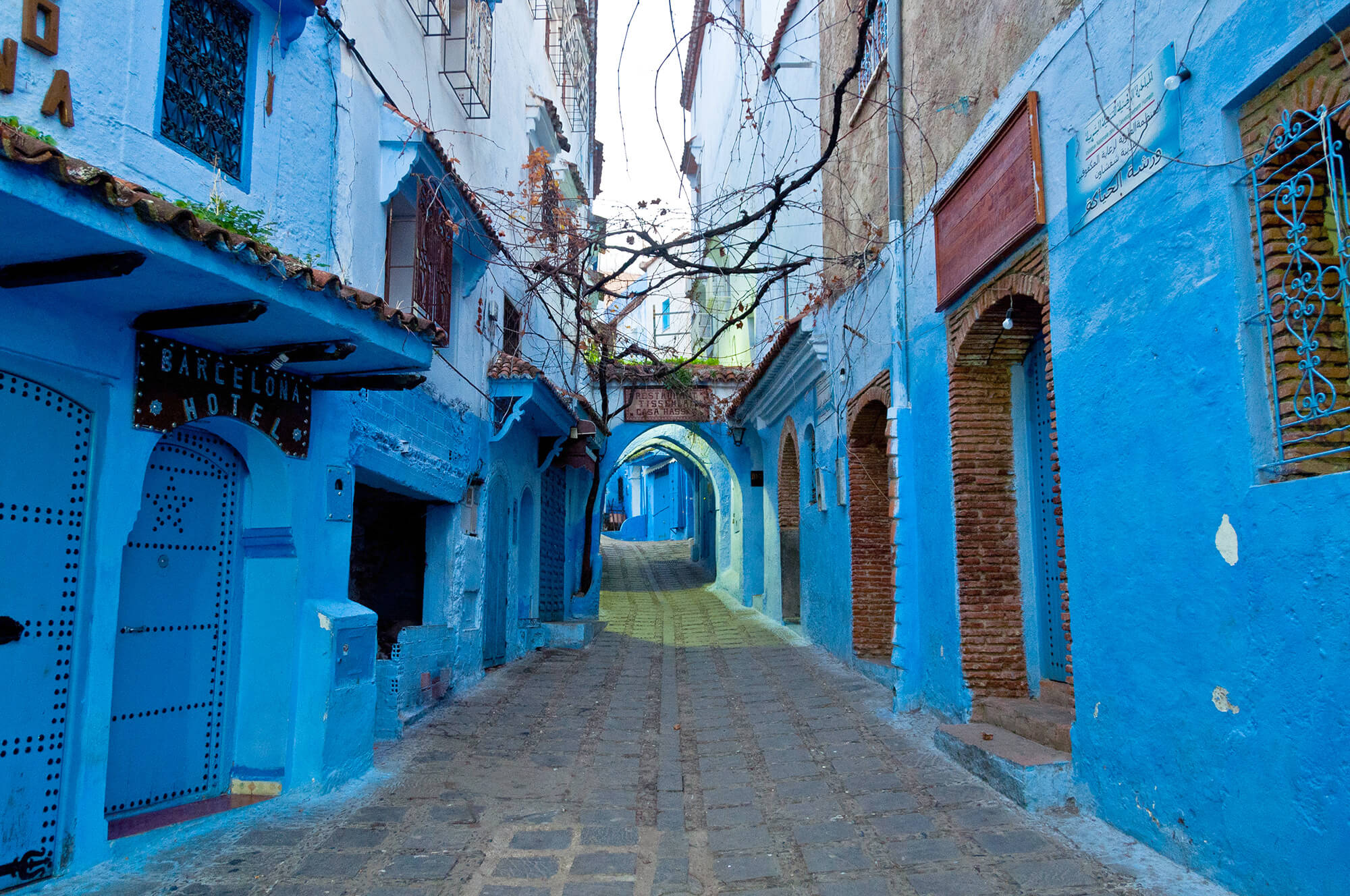 Sahara Desert Tour - Sightseeing in and around Chefchaouen