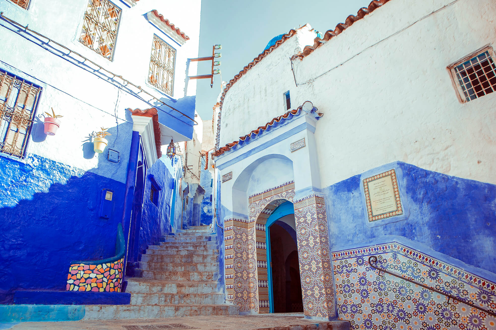 Sahara Desert Tour - Sightseeing in and around Chefchaouen - A great city for photography lovers