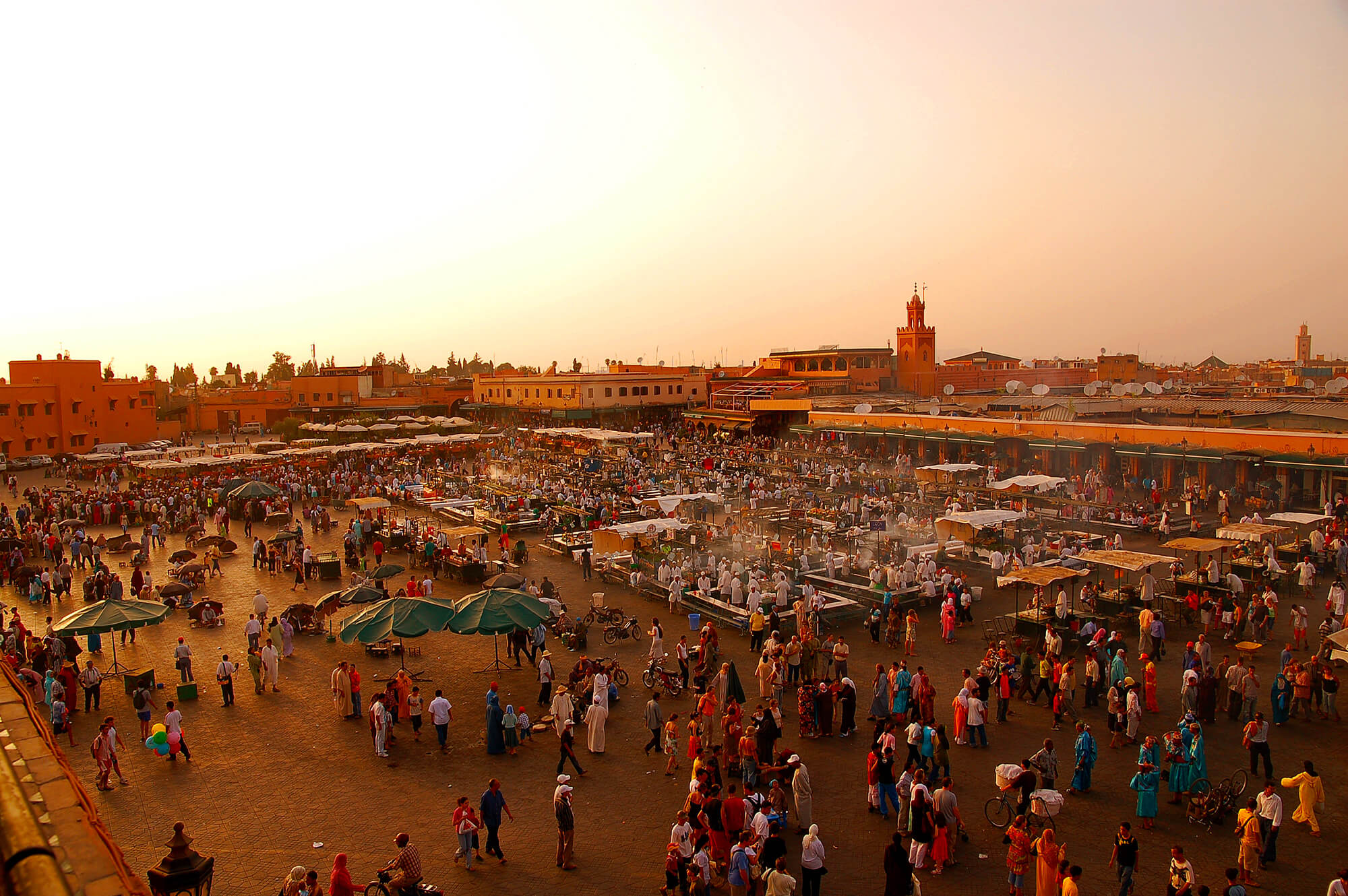 Sahara Desert Tour - Tap into the Magic of Marrakech where Old Meets New - Djemaa el Fna