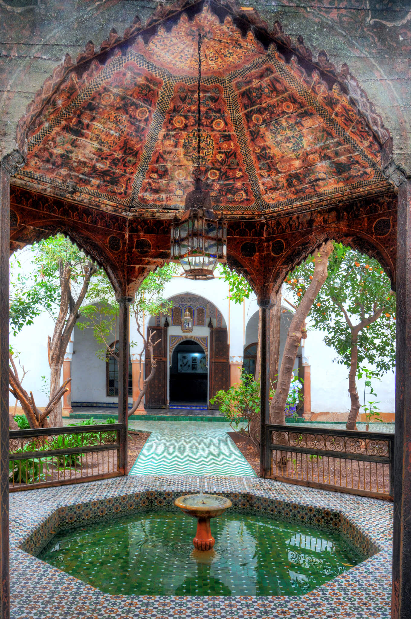 Sahara Desert Tour - Tap into the Magic of Marrakech where Old Meets New - Dar Si Said Museum of Moroccan Arts