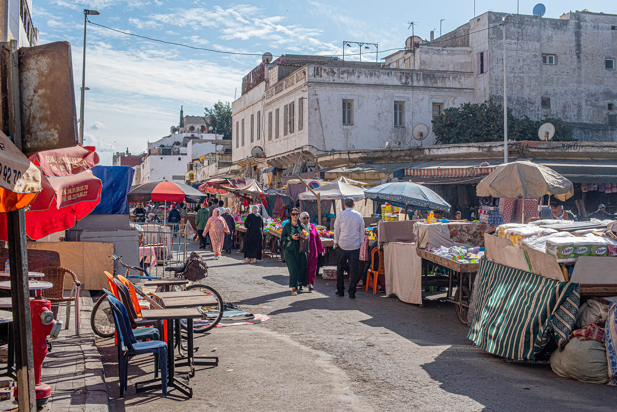 Sahara Desert Tour - Discover Casablanca - What to See and What to Do - Ancienne Medina