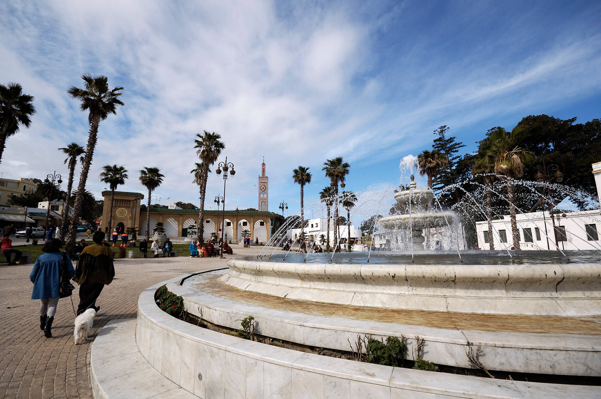 Sahara Desert Tour - What to Do and See in Tangier - The Exciting Port City of Morocco - Grand Socco