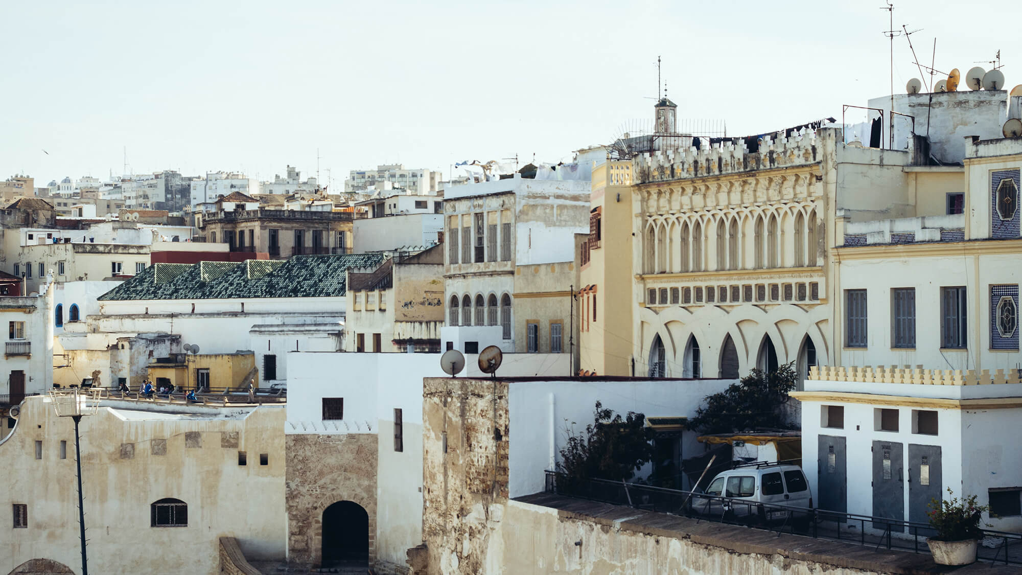 Sahara Desert Tour - What to Do and See in Tangier - The Exciting Port City of Morocco - Old Medina