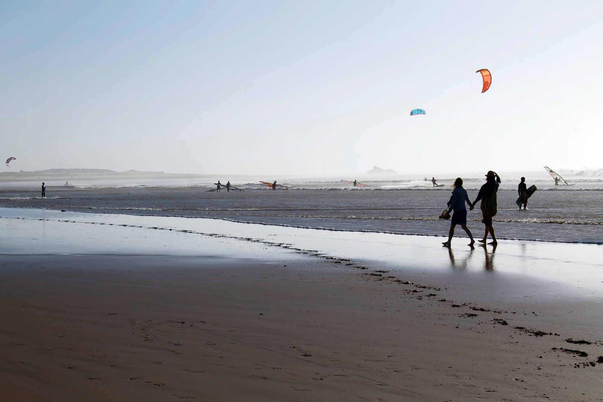 Best Beaches of Morocco - Between Mediterranean and Atlantic Ocean - Essaouira Beaches