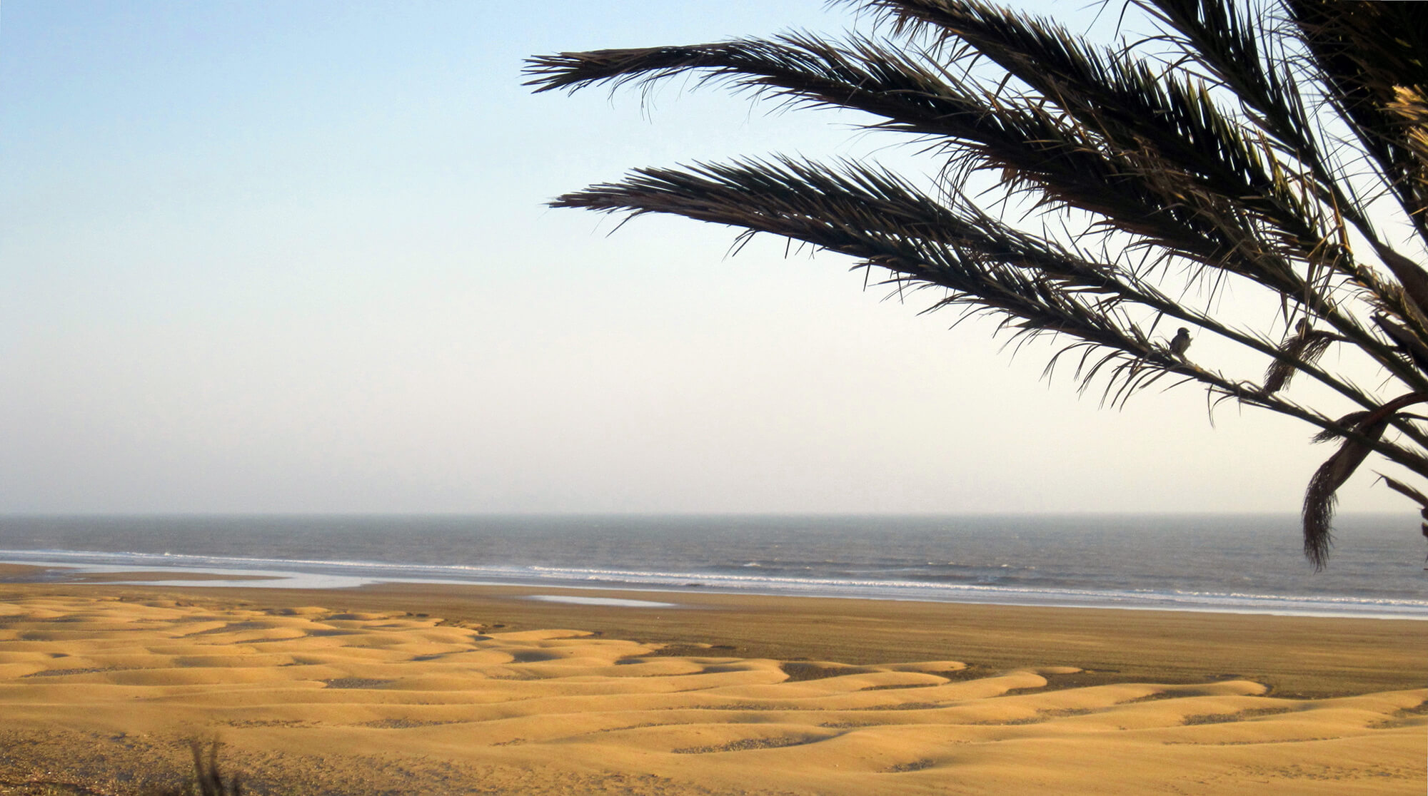 Best Beaches of Morocco - Between Mediterranean and Atlantic Ocean - Sidi Kaouki Beach