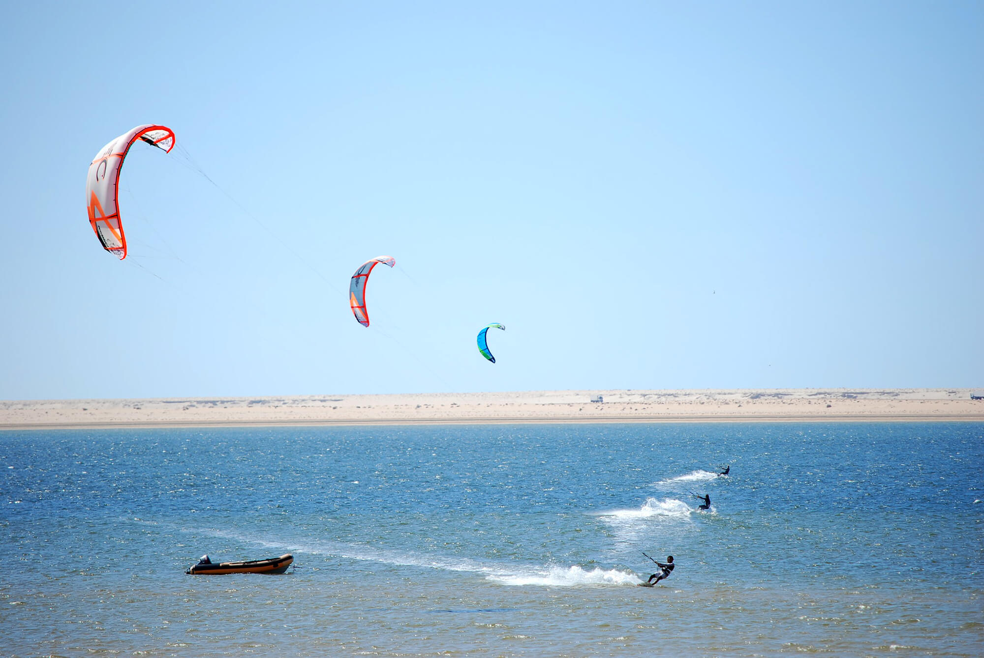 Best Beaches of Morocco - Between Mediterranean and Atlantic Ocean - Dragon Beach (Dakhla Peninsula)