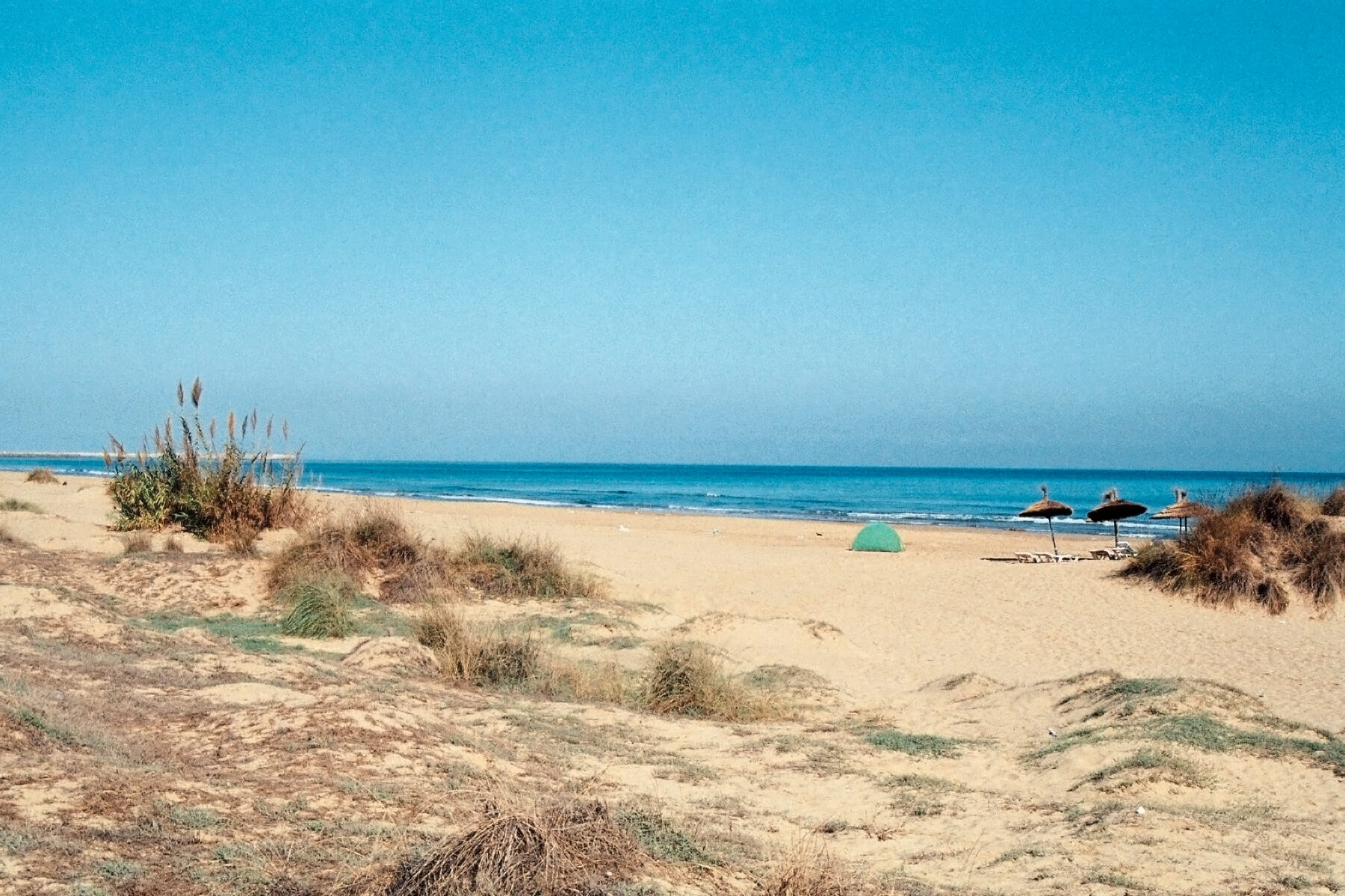 Best Beaches of Morocco - Between Mediterranean and Atlantic Ocean - Saidia