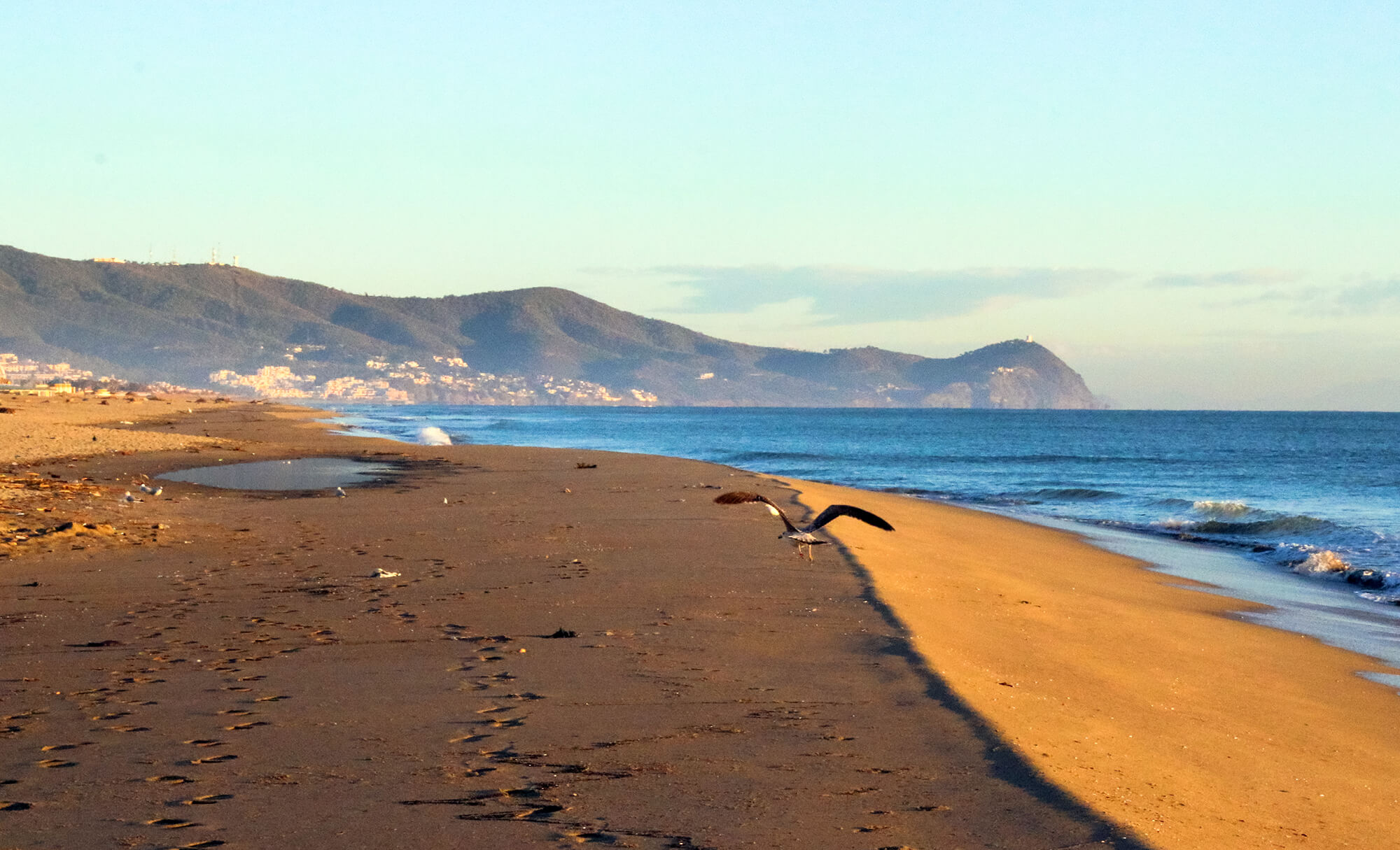 Best Beaches of Morocco - Between Mediterranean and Atlantic Ocean - Martil Beach