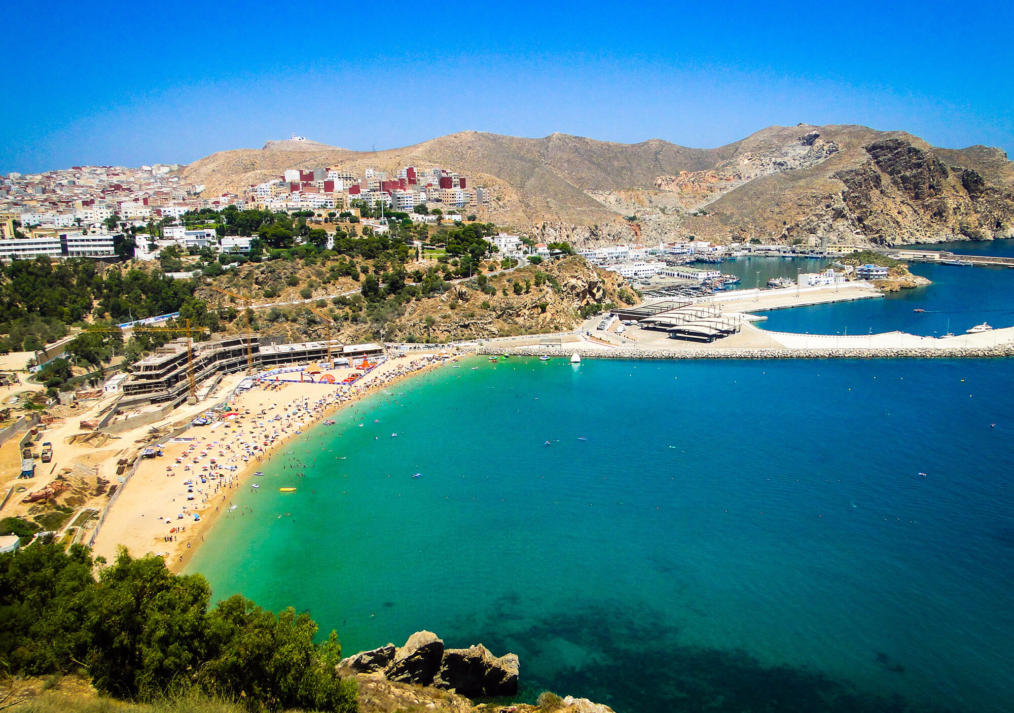 Best Beaches of Morocco - Between Mediterranean and Atlantic Ocean - Quemado Beach