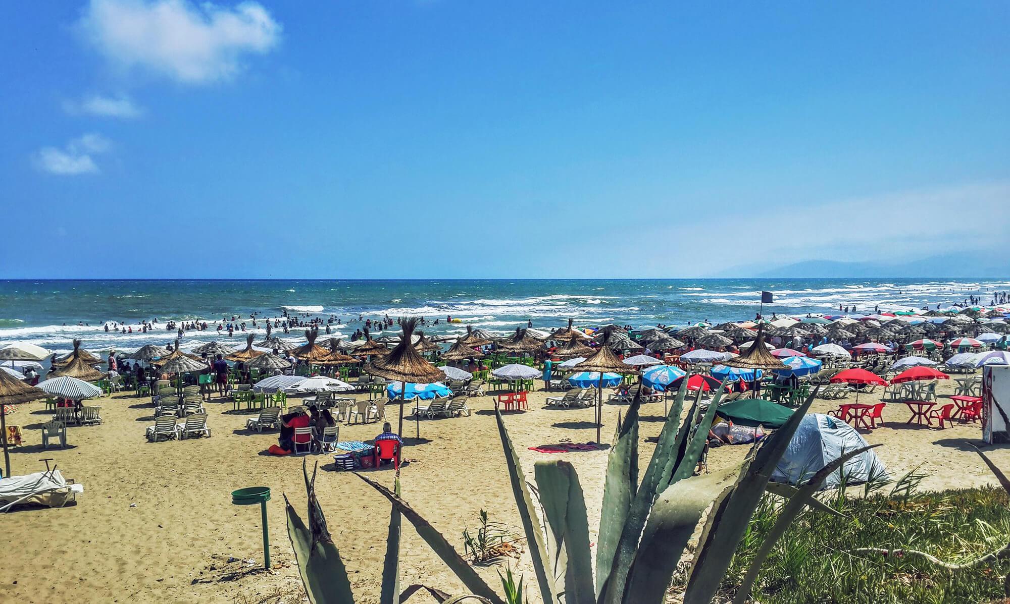 Best Beaches of Morocco - Between Mediterranean and Atlantic Ocean - Cabo Negro Beach