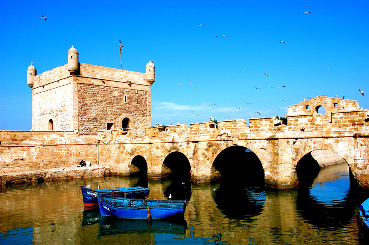 What to See and Do in the magical city of Essaouira - The Citadel Fortress