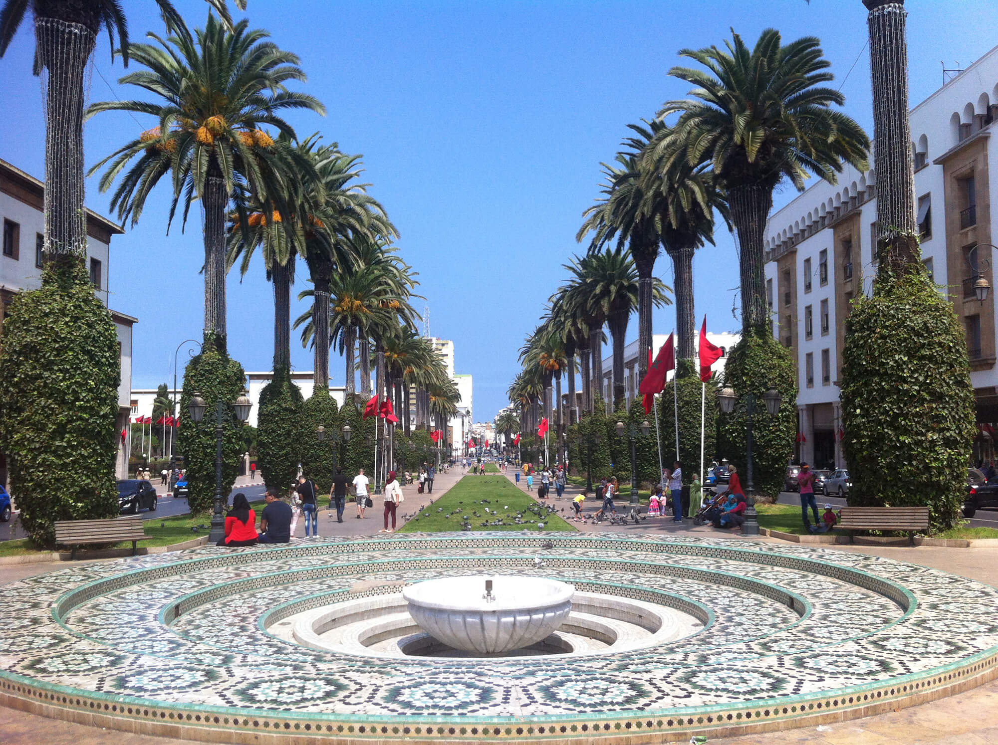 What to See and Do in Rabat: The Capital of Morocco - Avenue Mohammed V