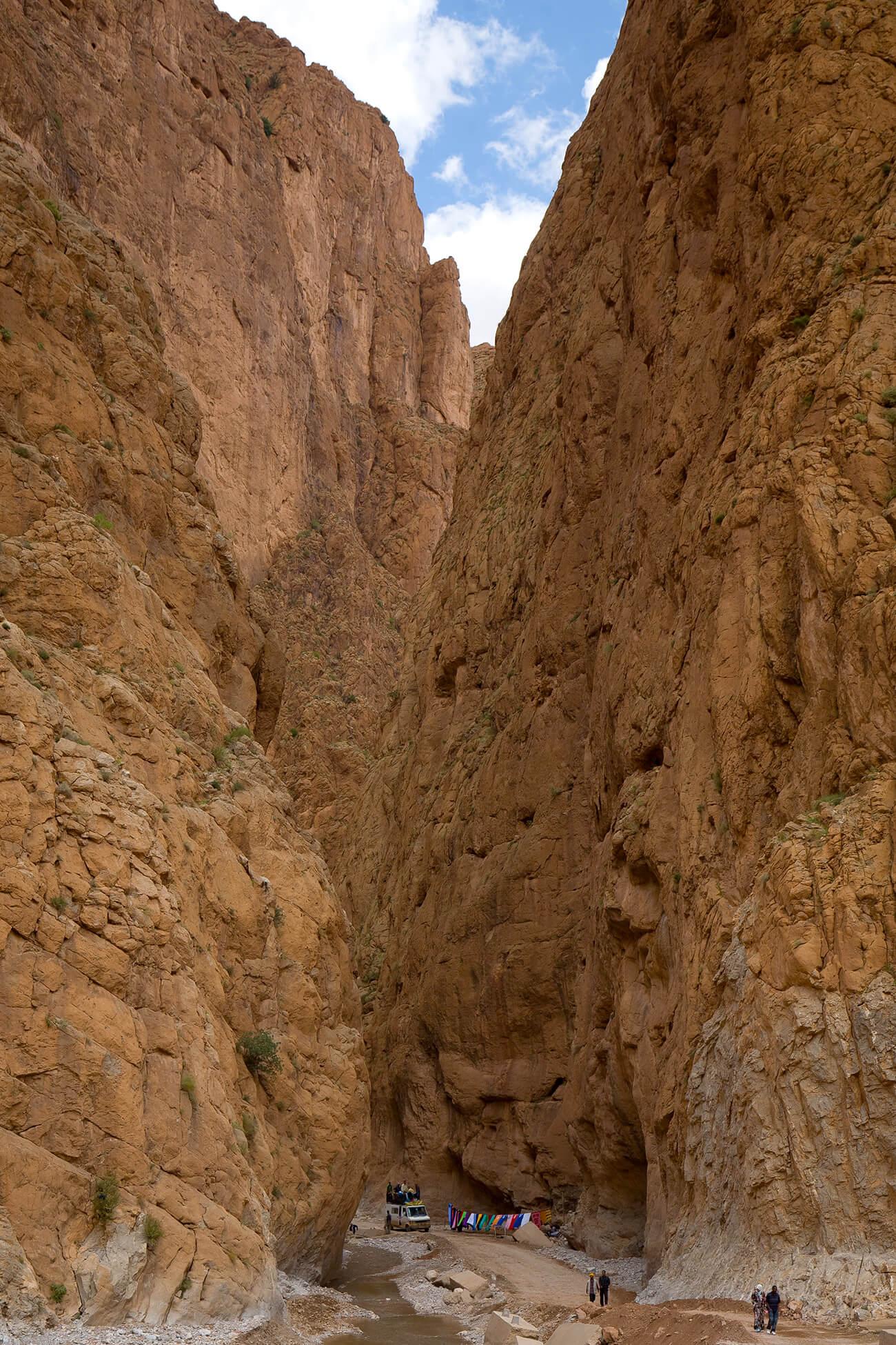 Five Amazing Adventure Activities in Morocco - Rock Climbing in Todra Gorge