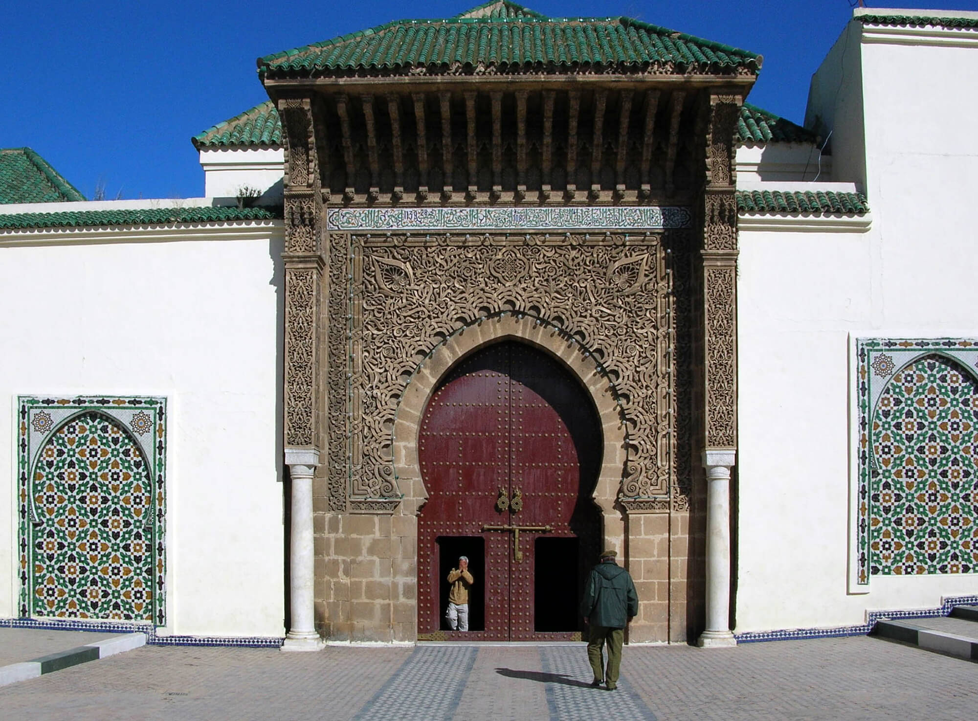 Sahara Desert Tour - What to See and Do in Meknes, one of Morocco's Grandest Ancient Cities - Mausoleum of Moulay Ismail