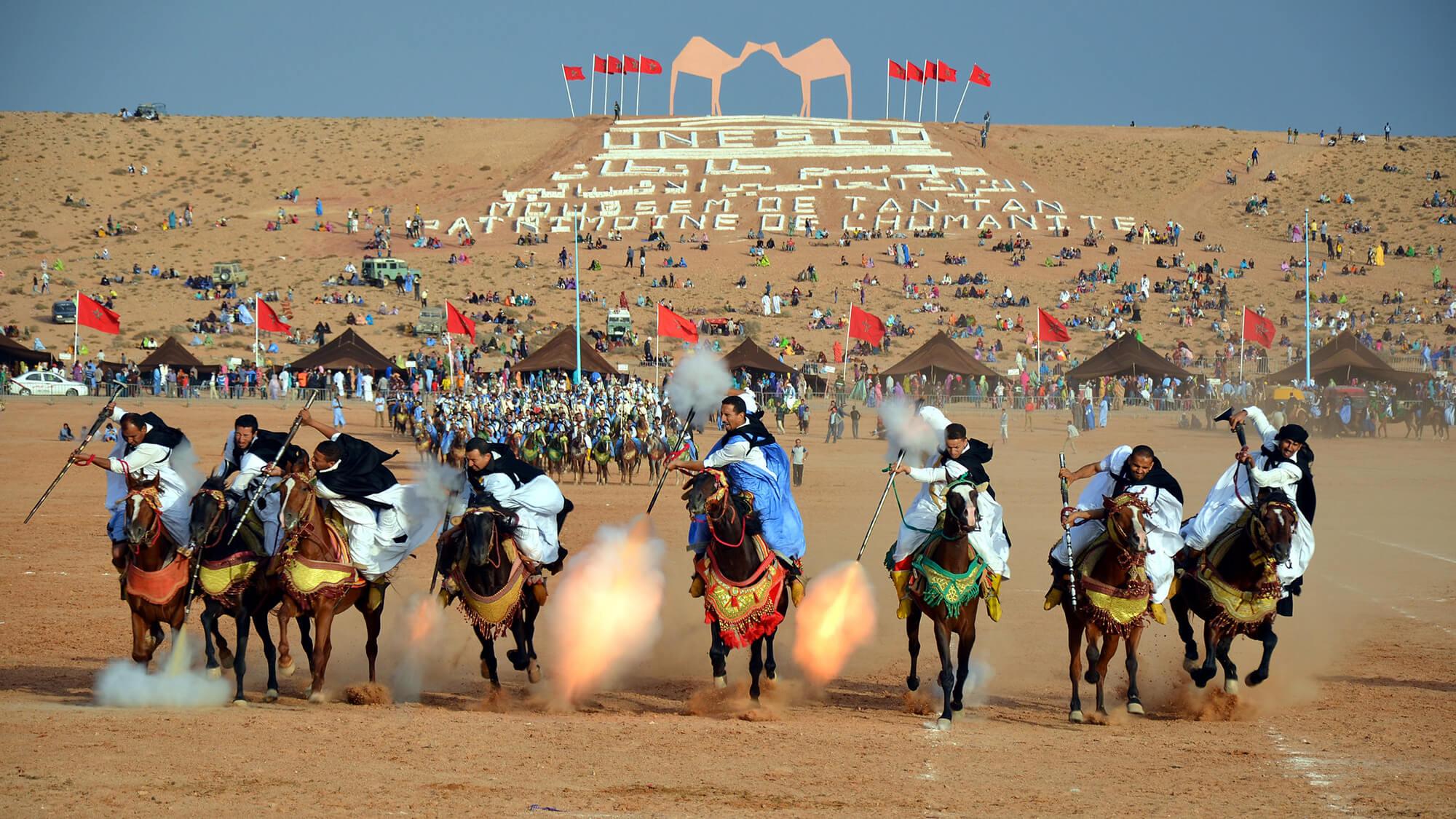 Sahara Desert Tour - Festivals: Discover a More Intimate Side of Morocco - Tan Tan Moussem