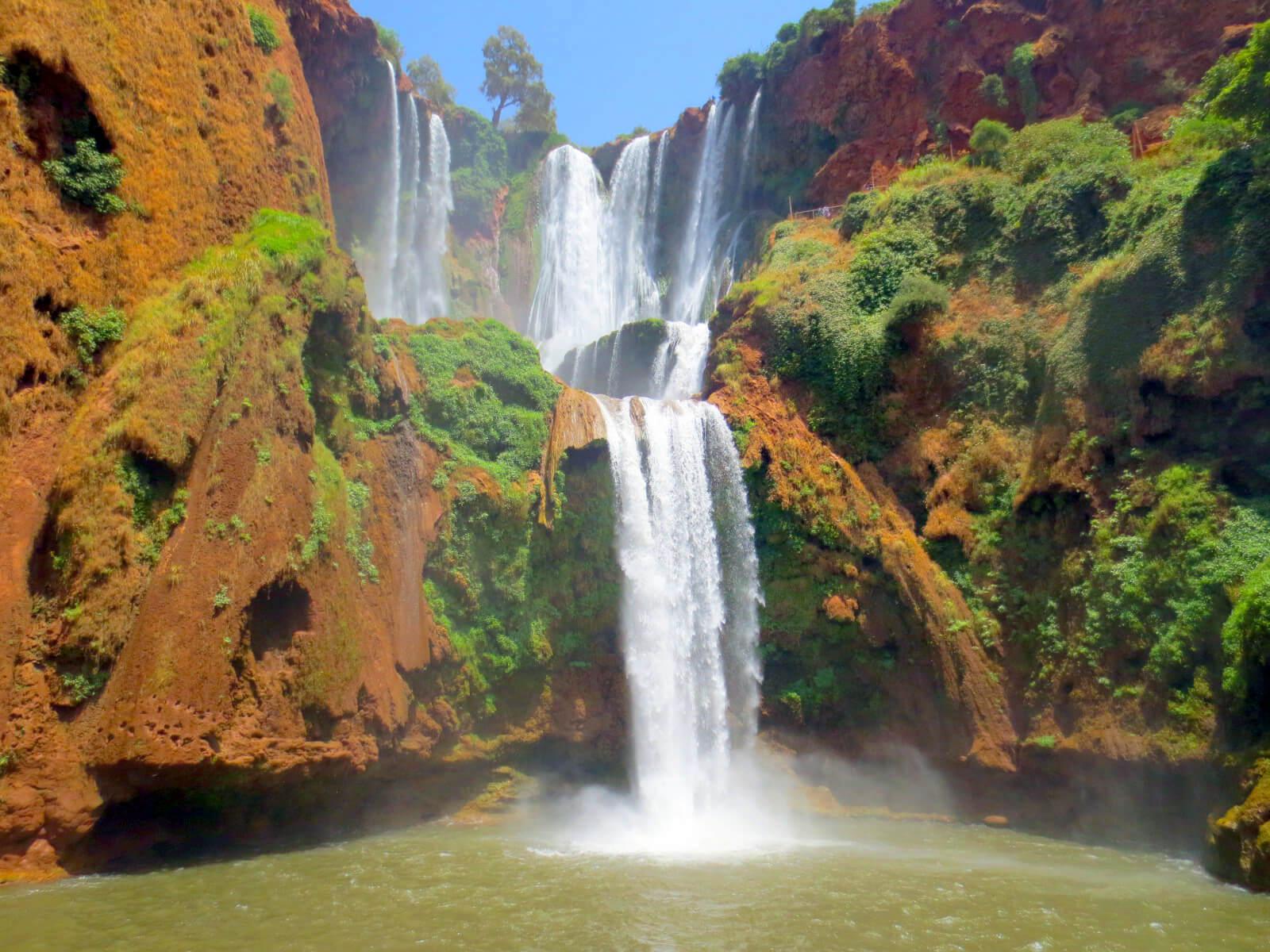 Sahara Desert Tour - Ouzoud Falls