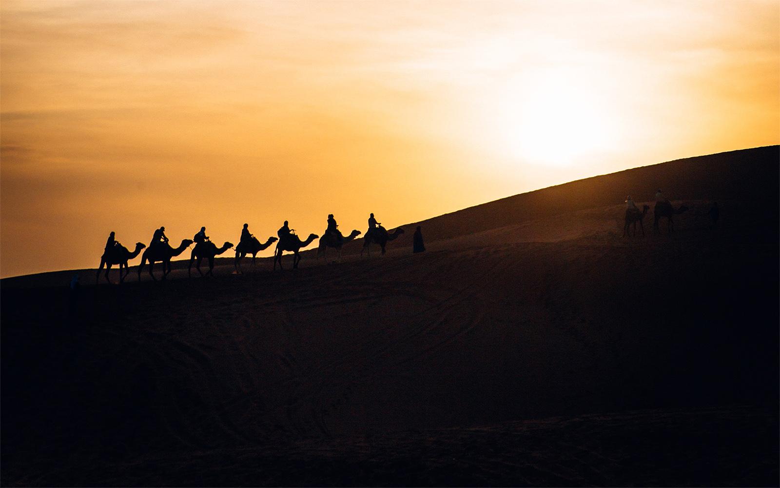 Sahara Desert Tour - Where Dreams Come True