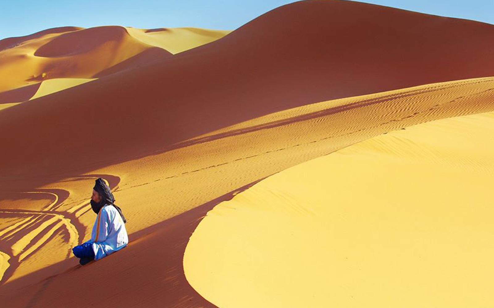 Sahara Desert Tour - Desert Guide