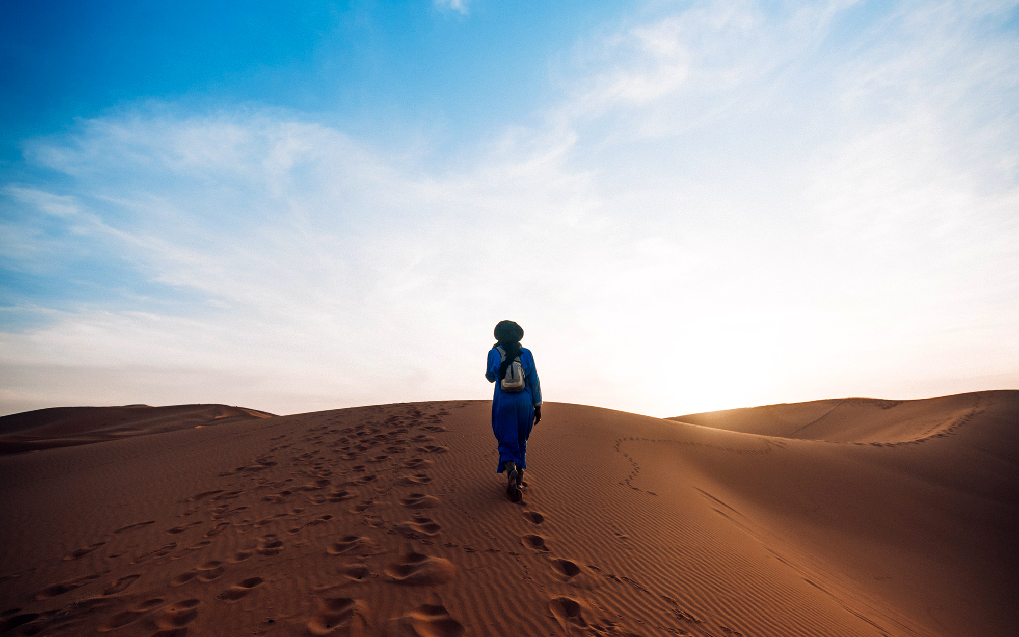 Sahara Desert Tour - About Us - Your Guides in The Desert